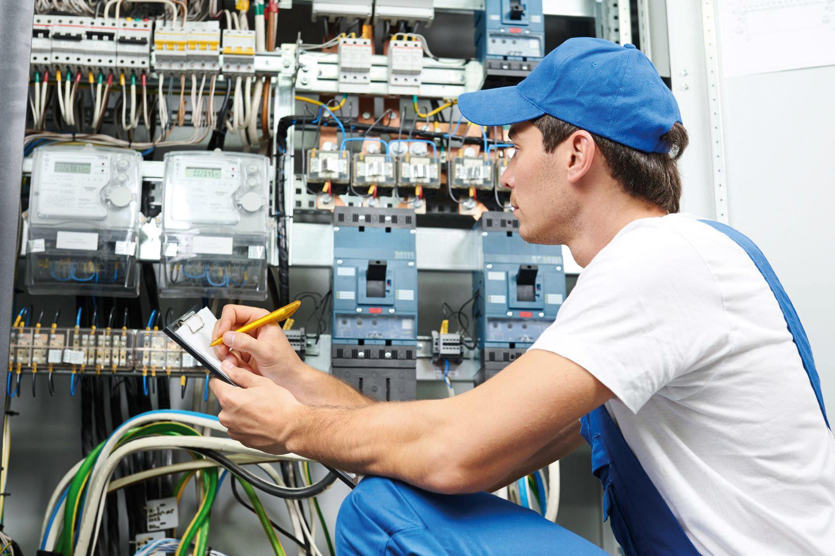 Промышленный электромонтаж осуществляет наша компания