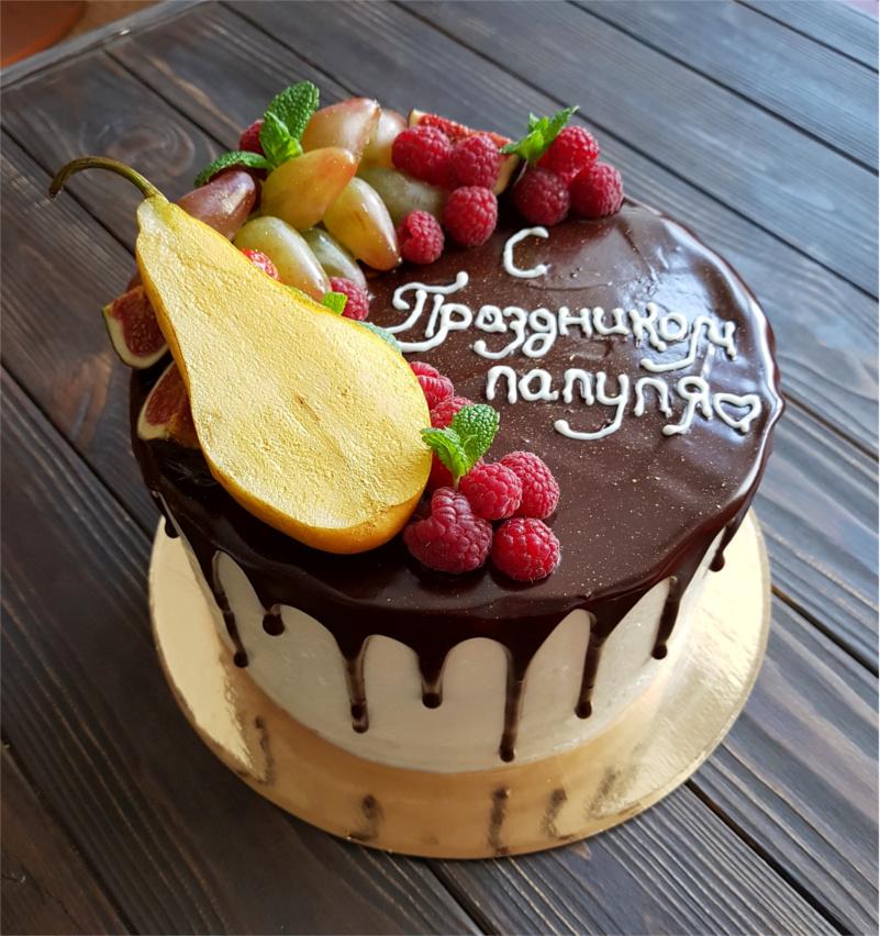 Торт на ювілей, весілля, день народження та інше свято. Замовити в Києві