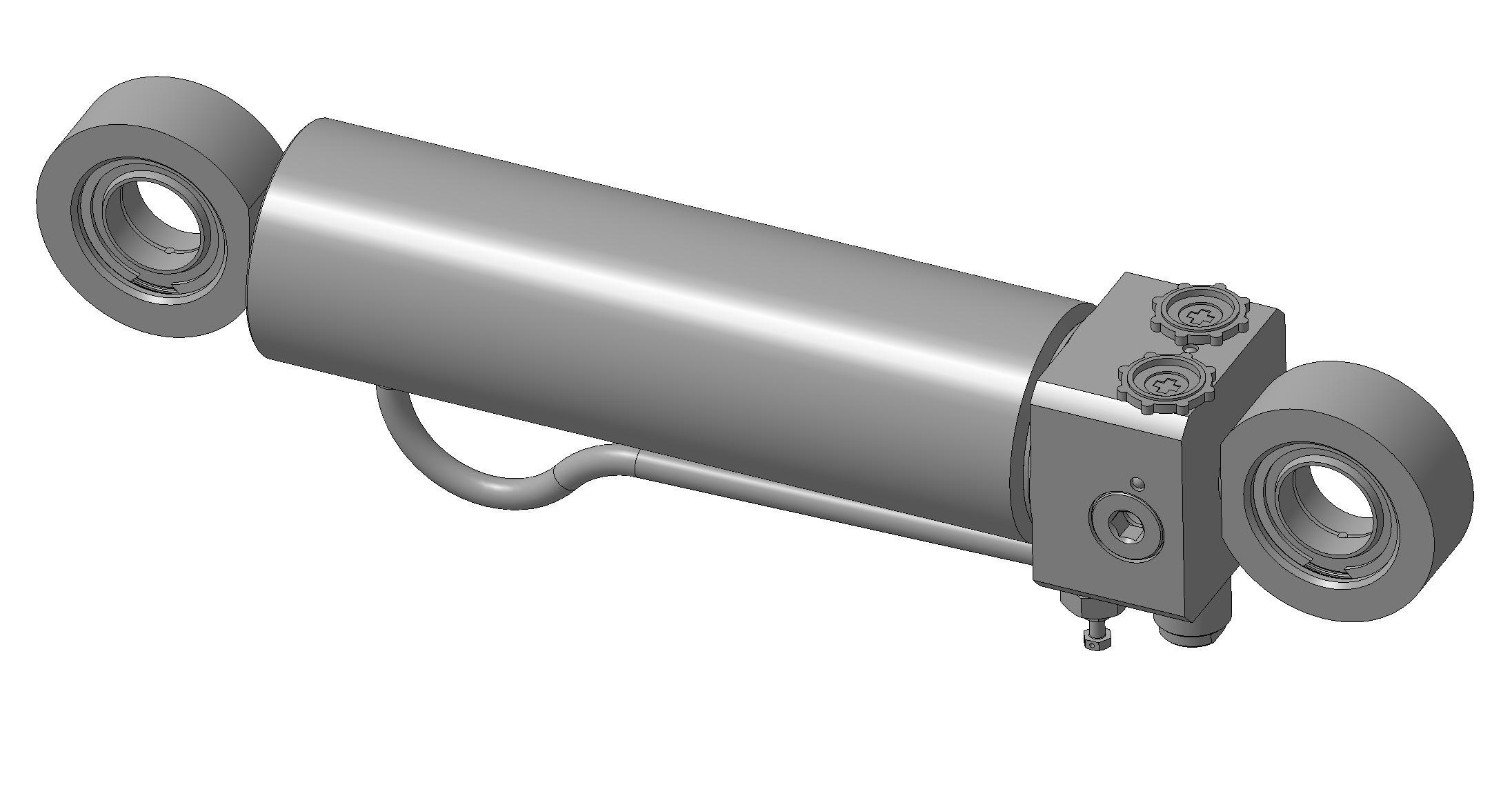 Предлагаем ремонт цилиндров гидравлических