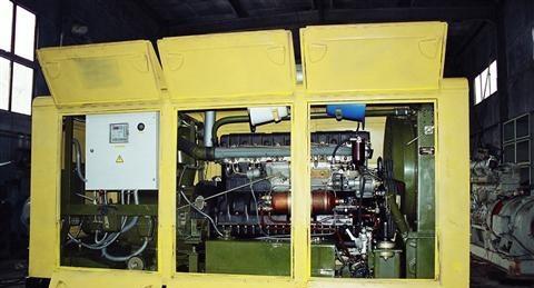 В наличии дизель генератор 75 квт