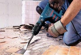 Демонтажные работы в квартире недорого и качественно