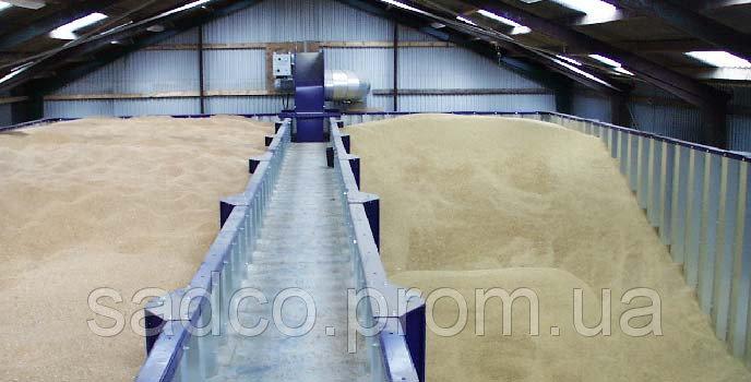 Надежный складнапольного хранения зерна от профессионалов
