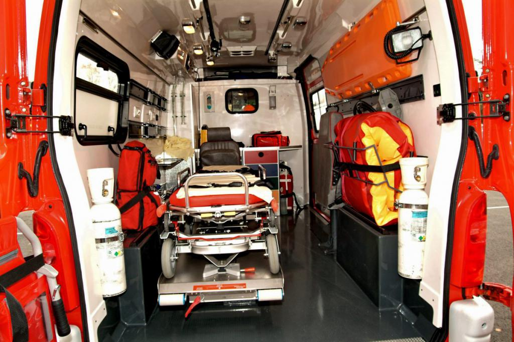 Оснащение скорой медицинской помощи высокого качества