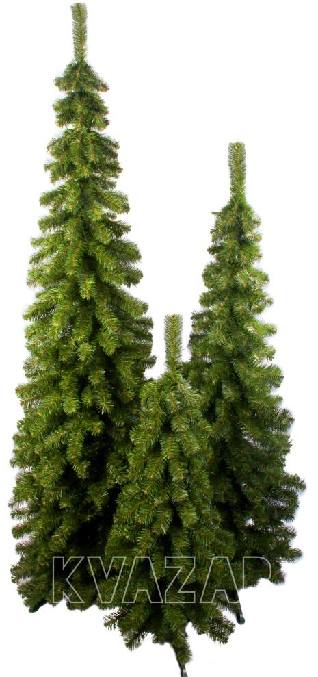 В продаже новогодние искусственные елки
