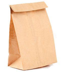 Купити паперові пакети для їжі оптом