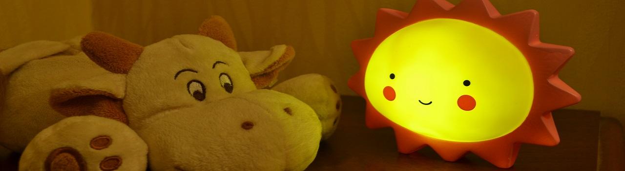 Скидка на лампа ночник Солнышко