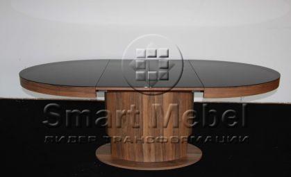 Круглий стіл-трансформер Florida для Вашої вітальні