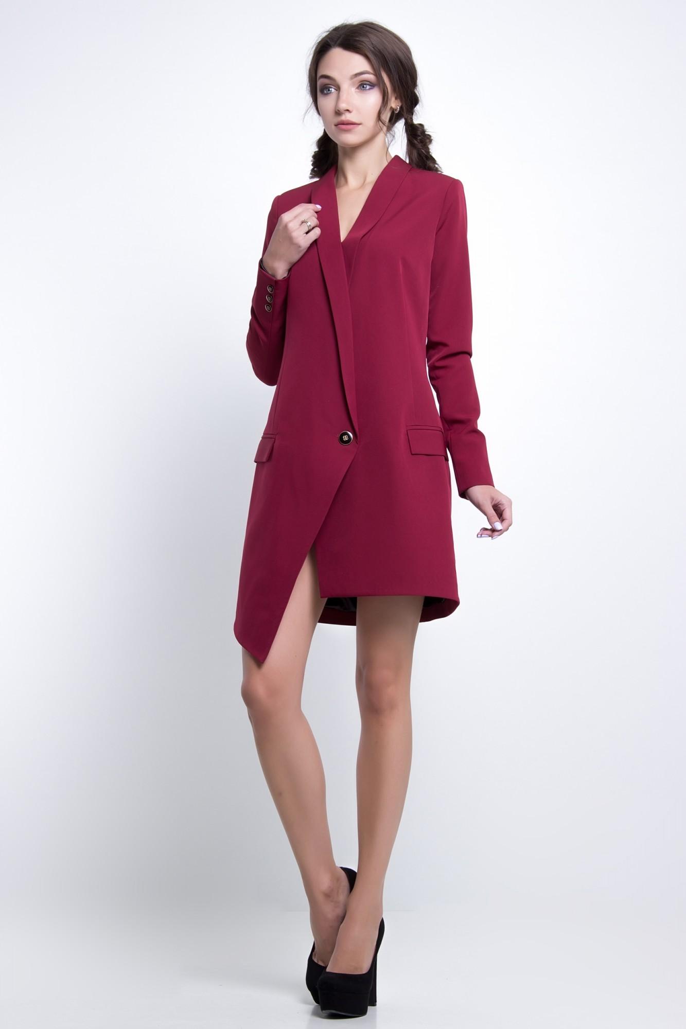 Подовжений піджак жіночий купити недорого acecdf2165047