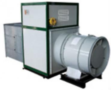 Газові теплогенератори для повітряного опалення. Вигідна покупка!