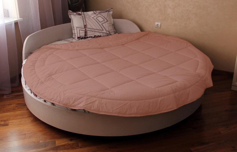 Купить покрывало на круглую кровать недорого