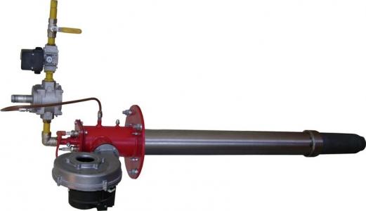 Продается газоваягорелка для сушильного барабана Импульс-Факел
