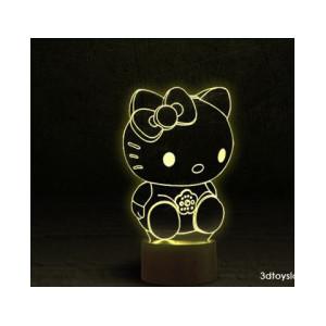 Нічник Hello Kitty - відмінний подарунок для дитини!