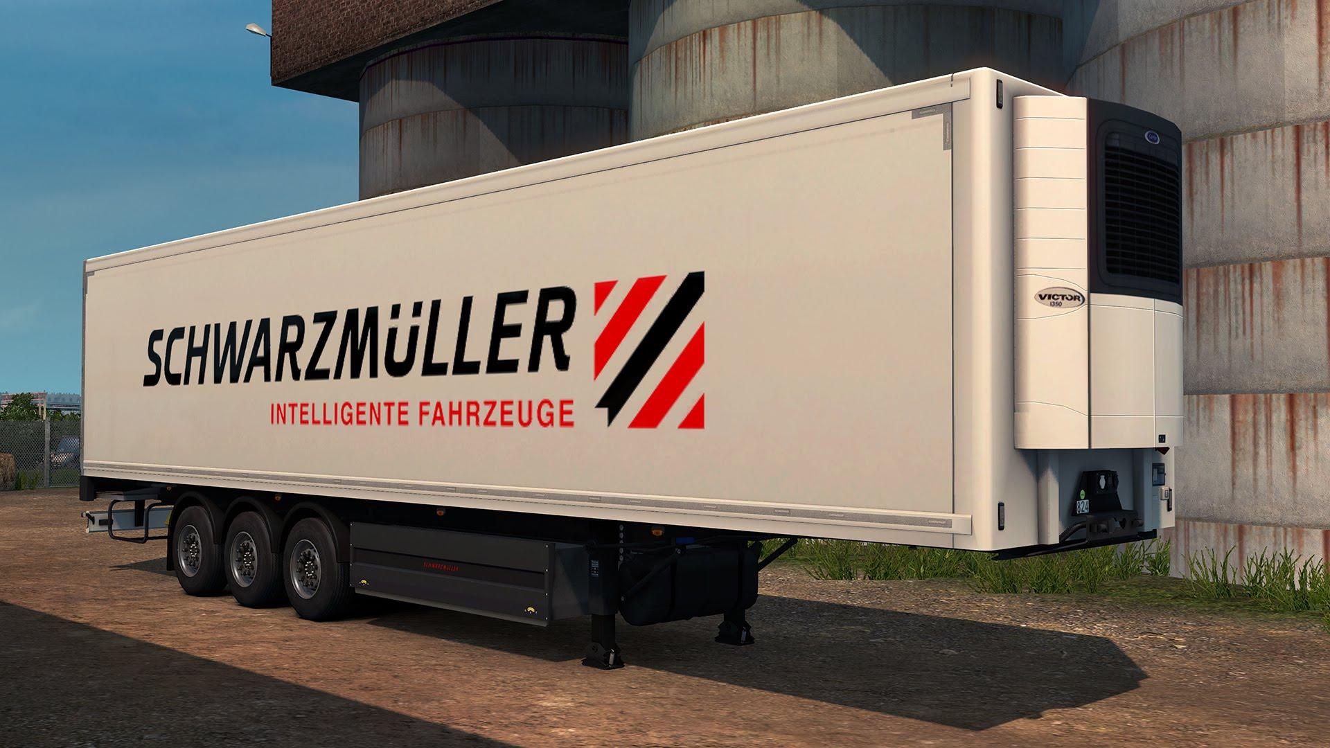 Купить автомобильный прицеп от европейского производителя