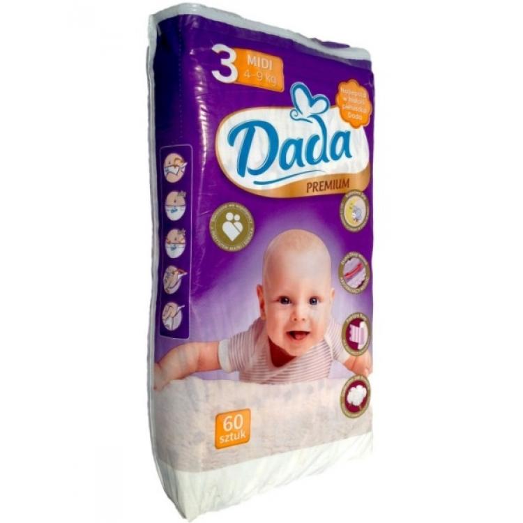 Купить памперсы Дада в Луцке недорого