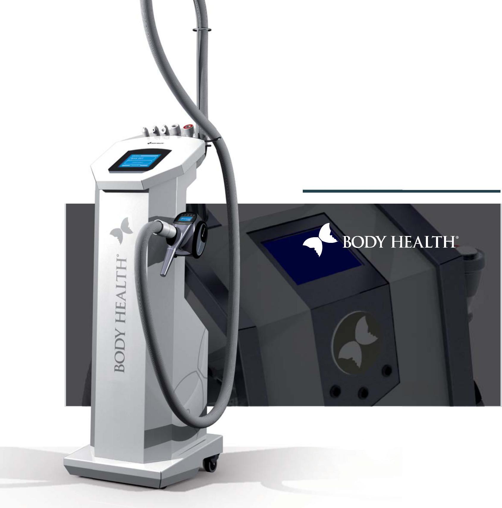 Косметологічний апарат для вакуумно-роликового LPG-масажу BODY HEALTH США