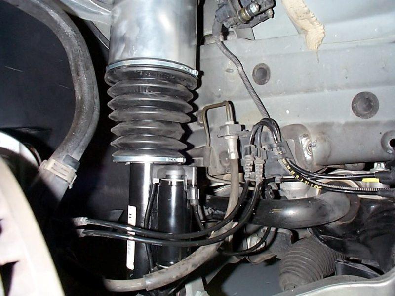 Пневмоподвеска грузовых автомобилей:профессиональный ремонт и обслуживание