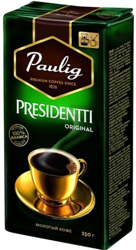 Кава Paulig якісна і недорога