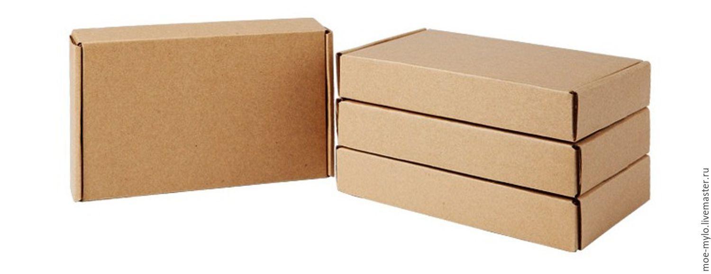 Картонні коробки виробництвона замовлення