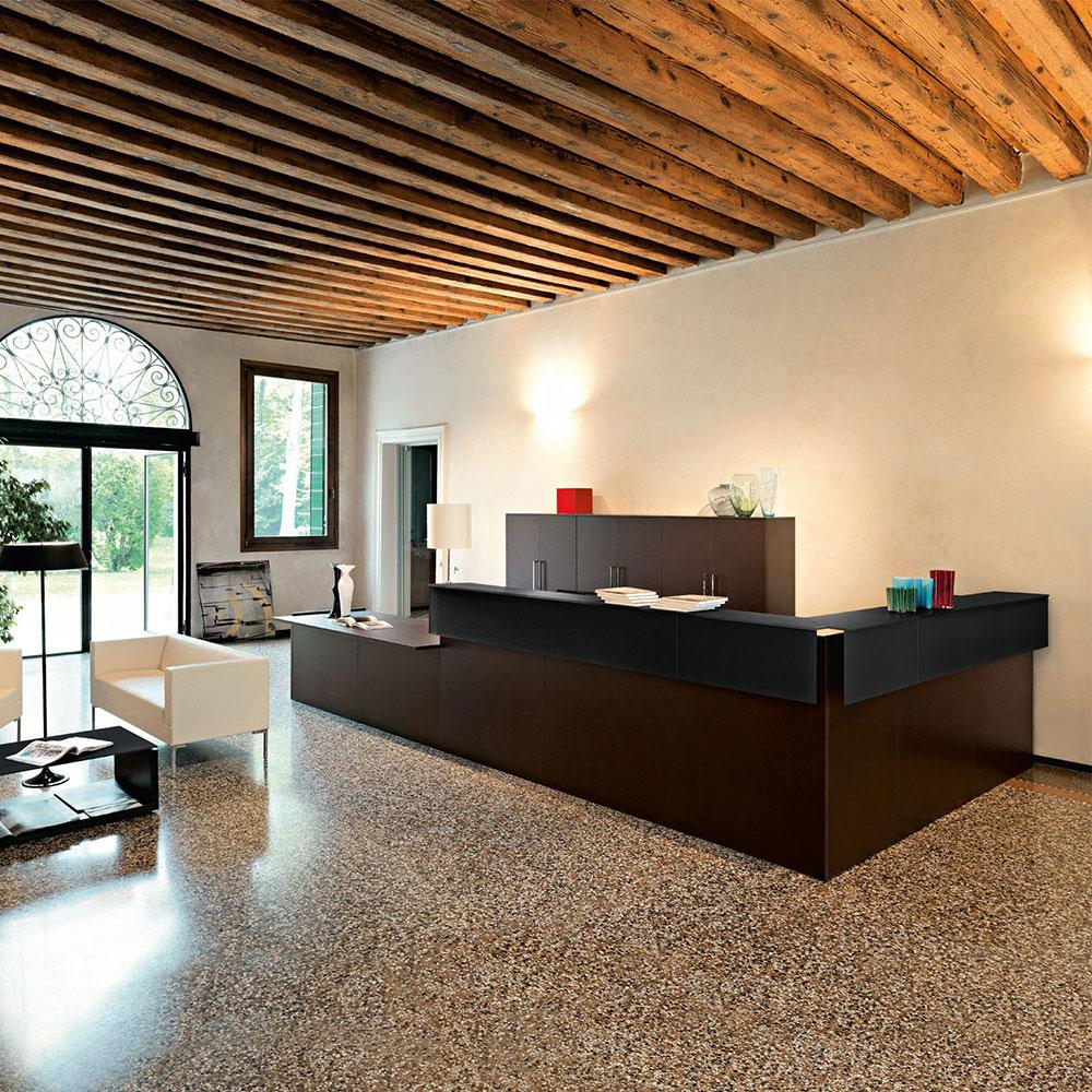 Мебель для офиса ресепшн поиндивидуальным размерам