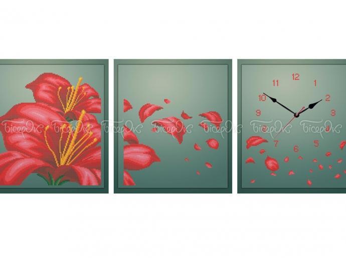 Триптих квіти картини для вишивки бісером. Триптих квіти картини для вишивки  бісером. У нас ви можете ... cab0d91a37a25