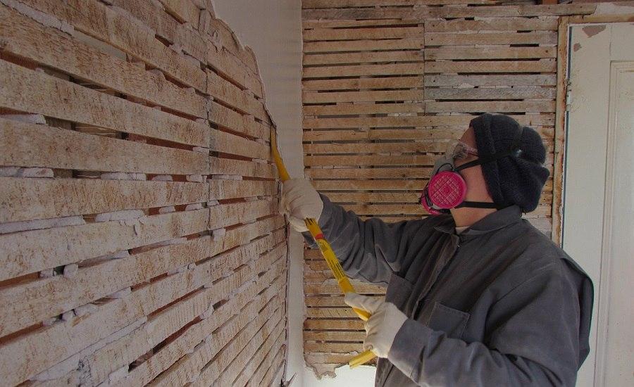 Демонтаж дома, стен, потолка недорого от специалистов Украина