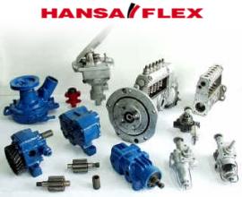 Купити гідравлічне обладнання німецького виробника «Hansa-Flex»