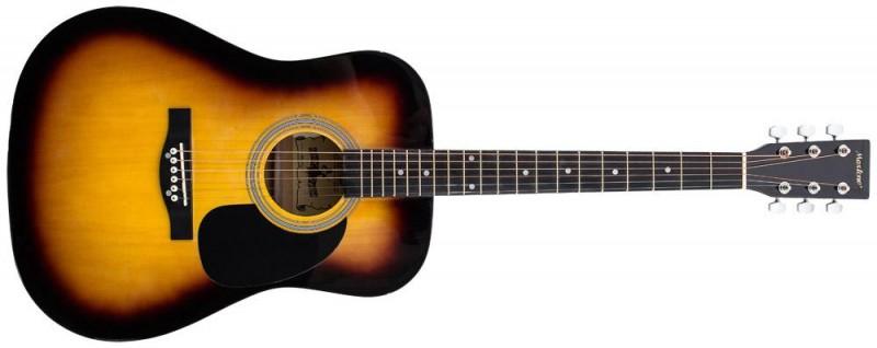 Акустическая гитара цена доступна у нас!