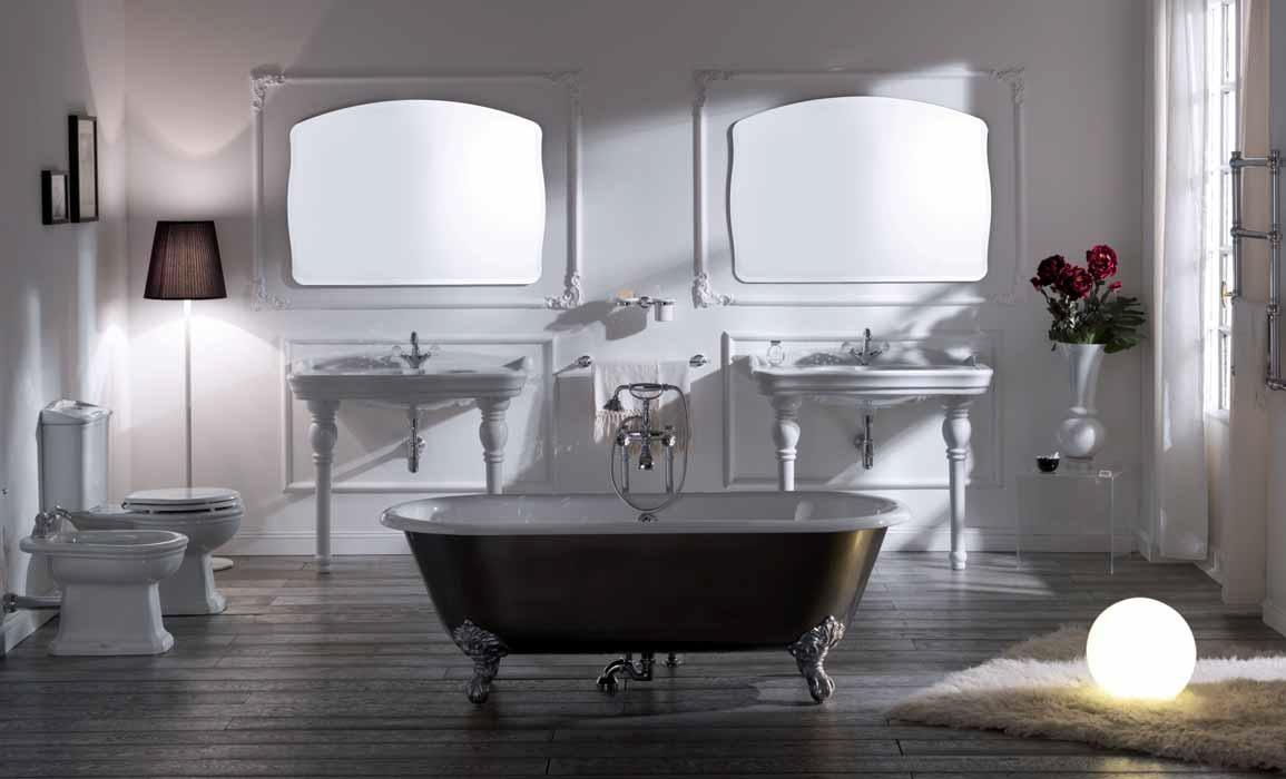 Итальянская мебель для ванной заказать недорого