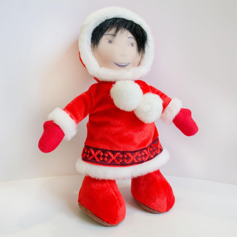 М'яка іграшка Снігуронькавід ТМ Золушка недорого