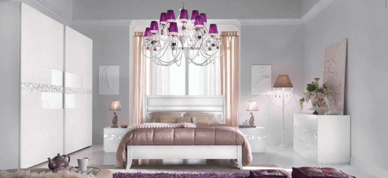 Італійська спальня купити за доступною ціною