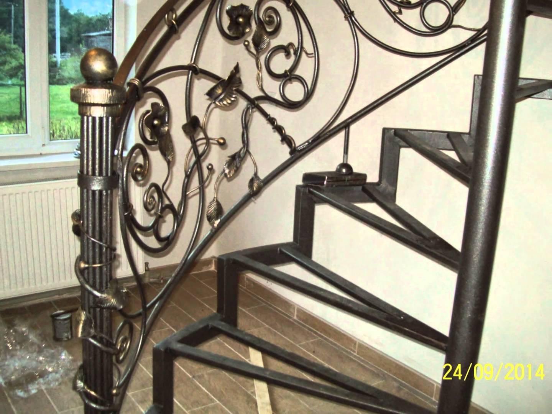 Купити сходи ковані недорого