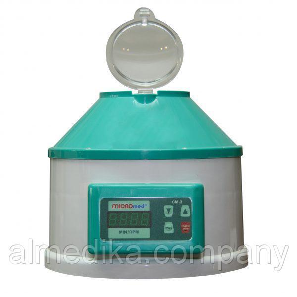 Центрифуга лабораторна СМ-3 MICROmed продається недорого
