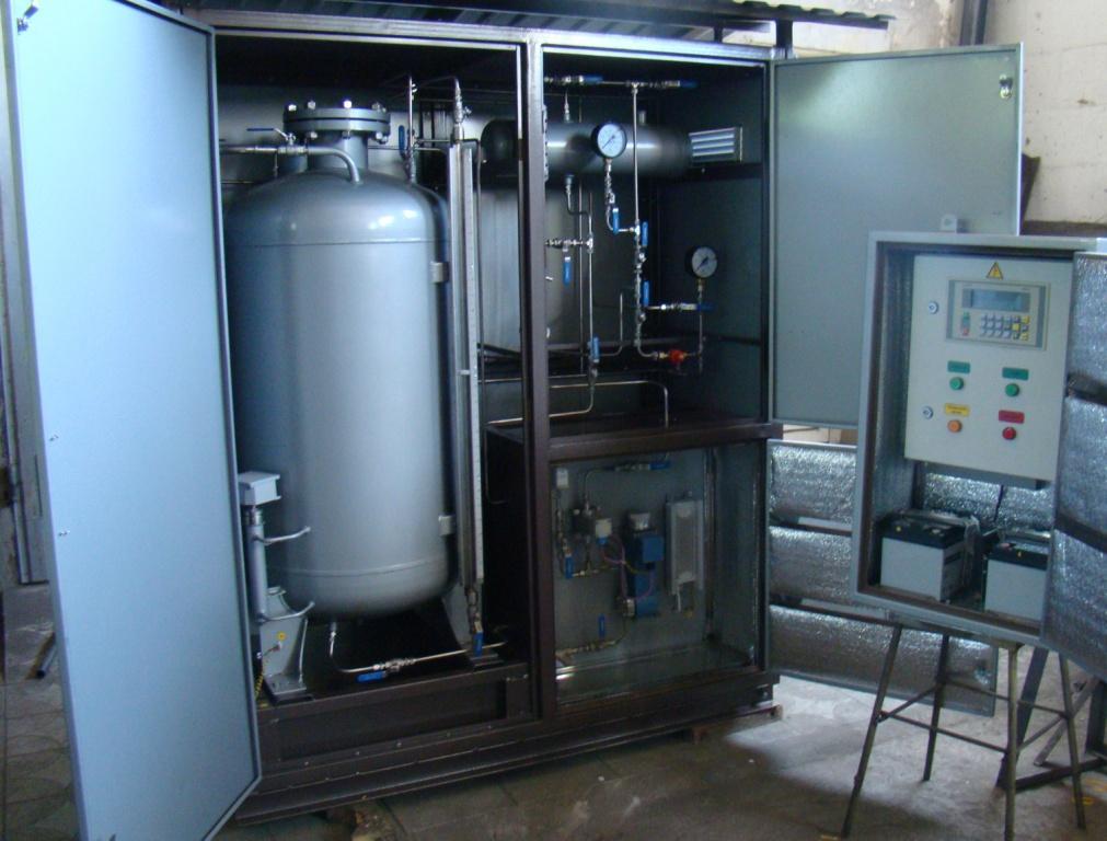 Одоризация природного газа купить оборудование недорого