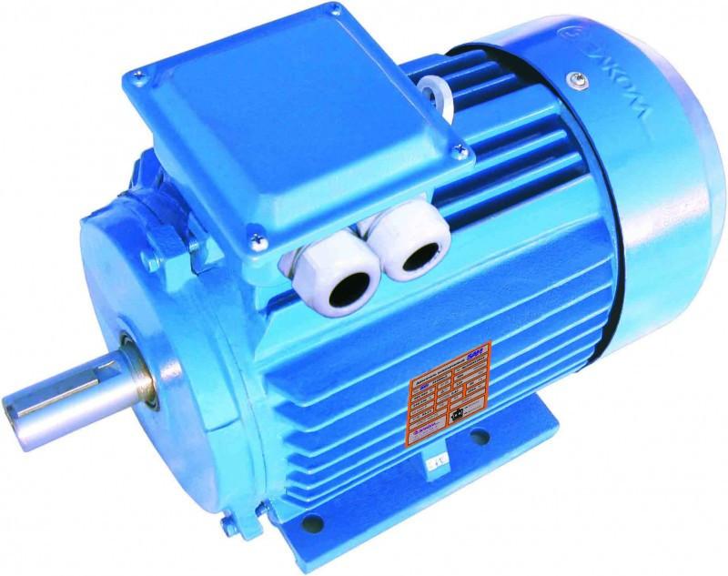 Електродвигун загальнопромисловий купити недорого