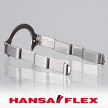 Купити скоби для кріплення труб – «Ганза-Флекс»