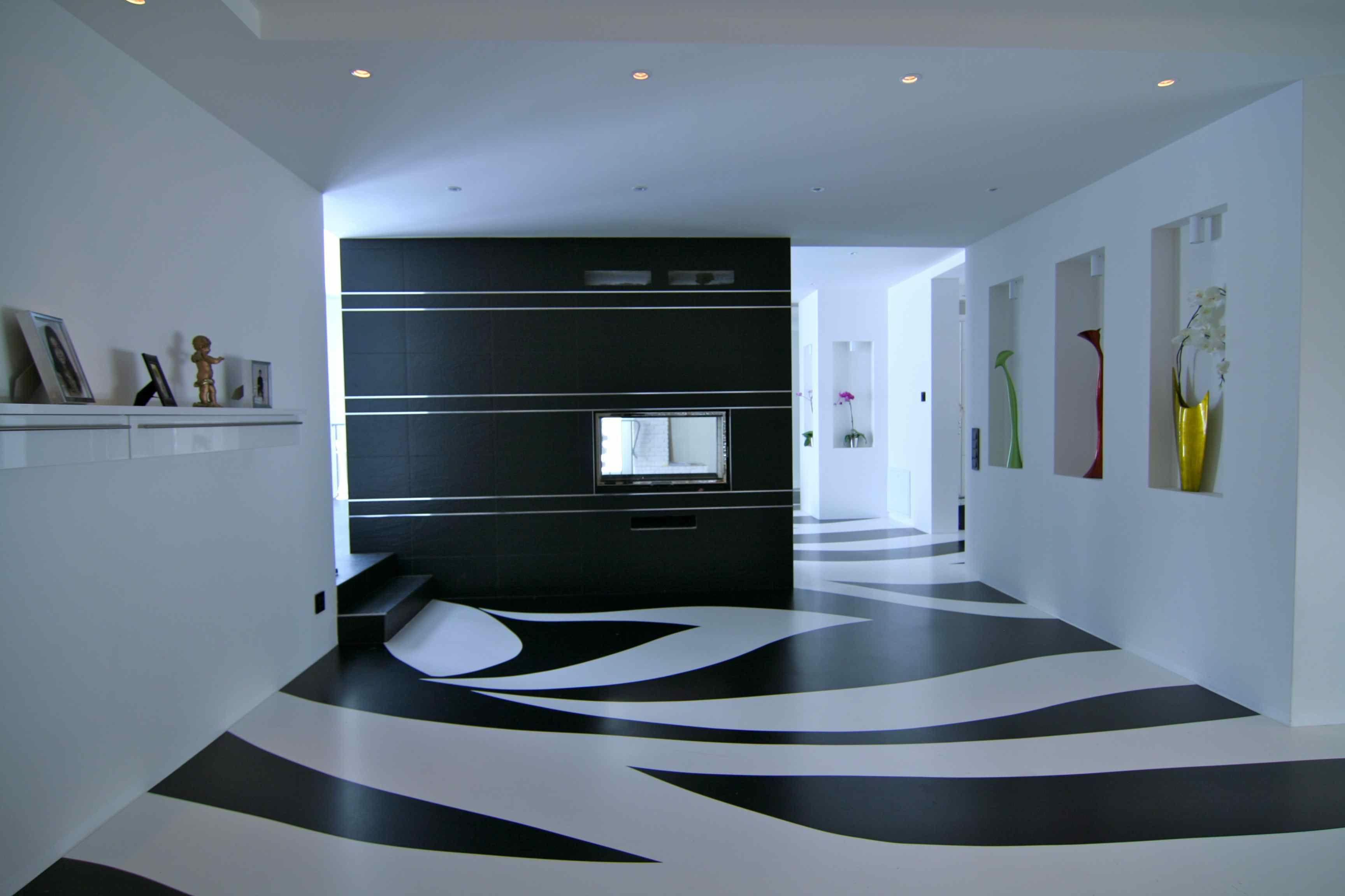 Наливна декоративна підлога замовити за доступною ціною