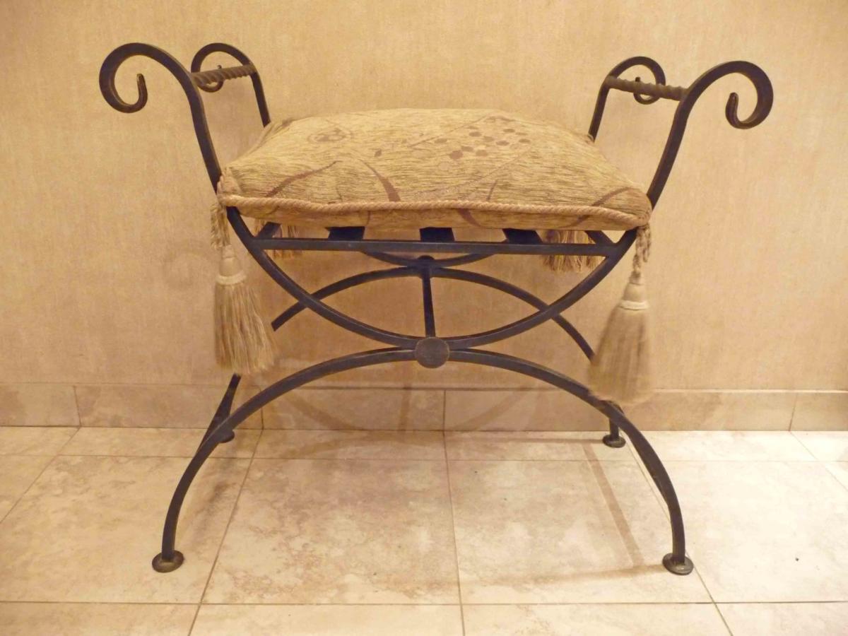 Кованая мебель ручной работы по доступным ценам