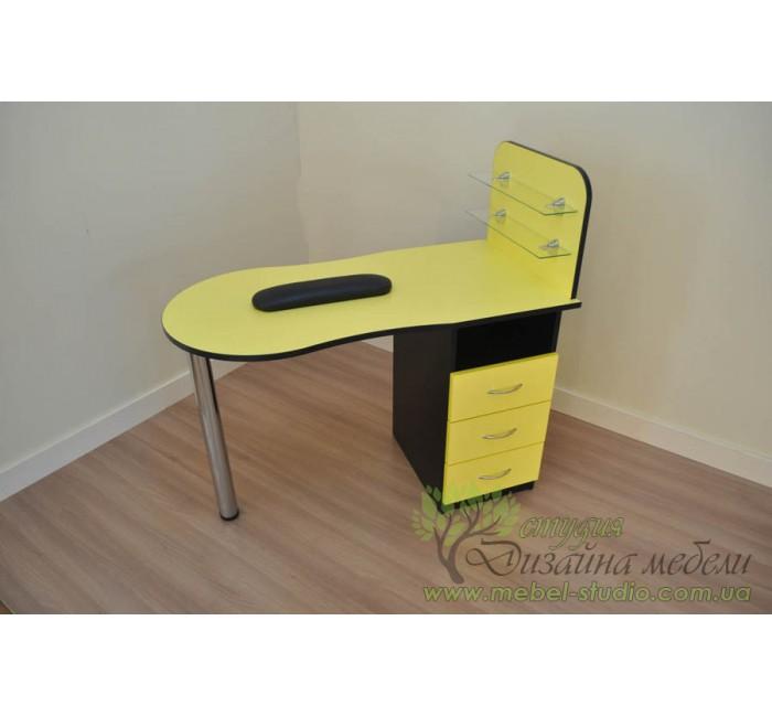 Маникюрный стол с вытяжкой купить с доставкой по Украине