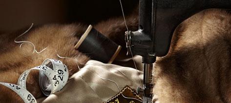 Ремонт меховых изделий Киев