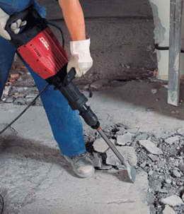 Демонтаж бетону, цементу недорого Луцьк