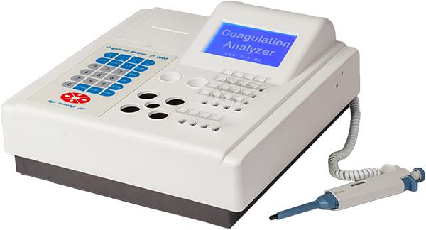 Полуавтоматический 4-канальный коагулометр TS-4000