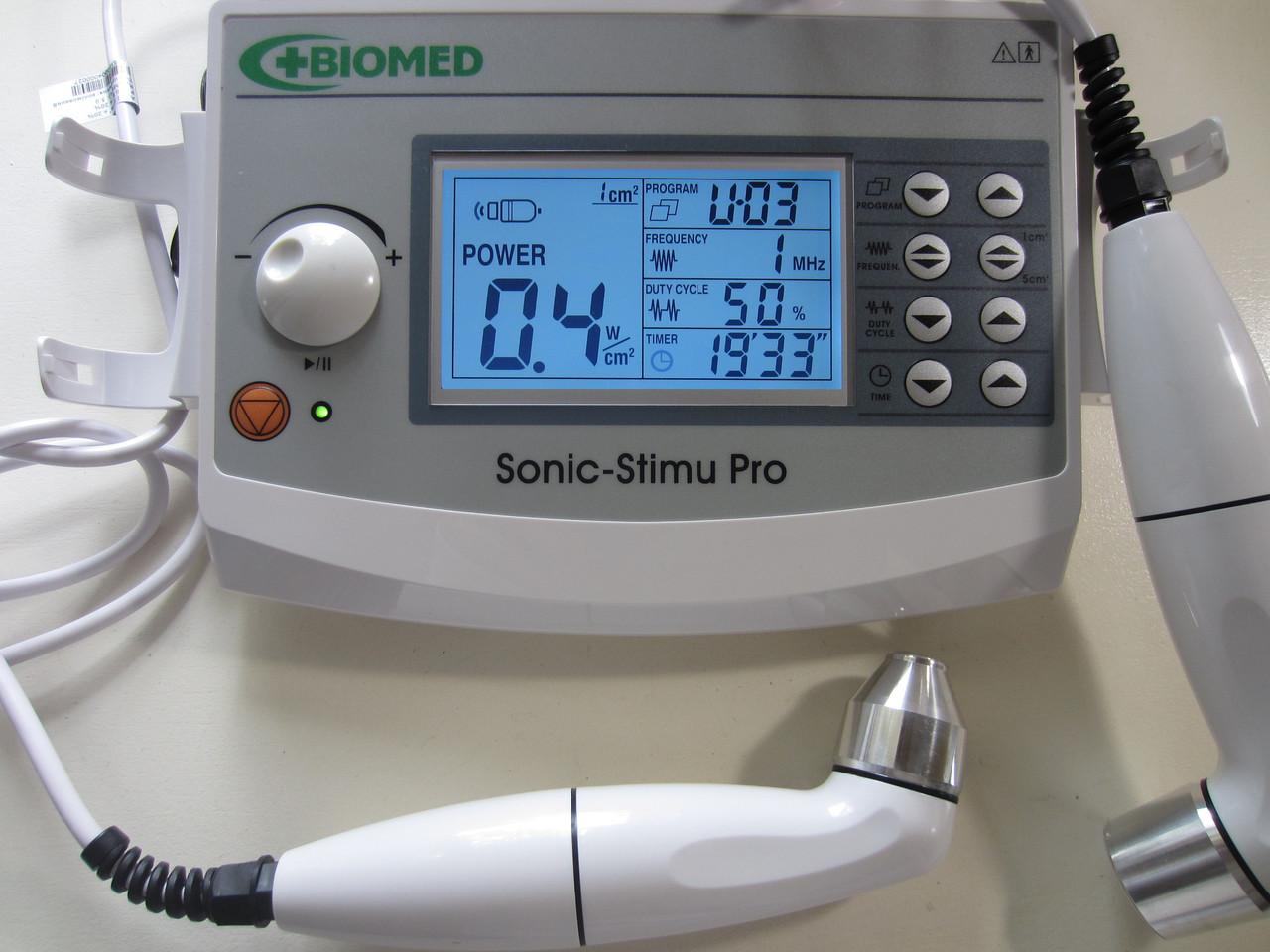 Апарат УЗТ БІОМЕД Sonic - Stimu Pro UT1041 купити недорого