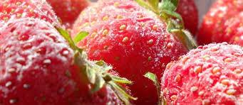 Заморожена полуниця купитиоптом недорого в Україні