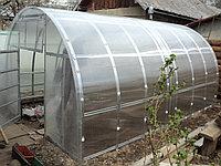 Придбати арочні теплиці з полікарбонатуза доступною ціною