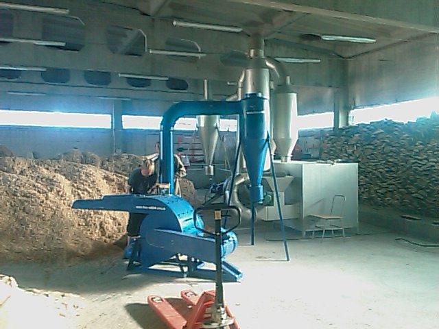Оборудование для производства пеллет купить Украина