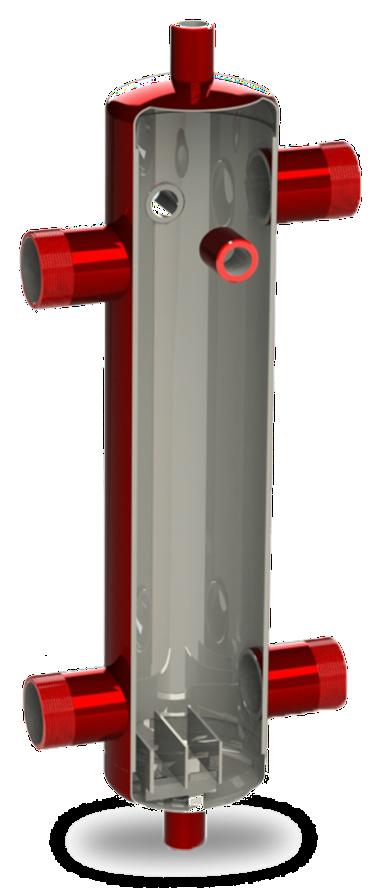У продажу гідрострілка для твердопаливного котланедорого