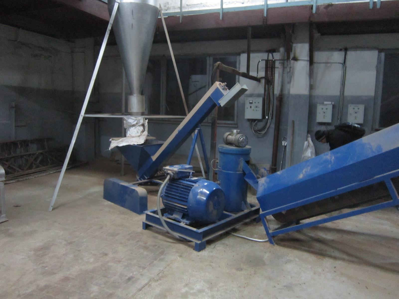 Купить оборудование для производства пеллет из опилок