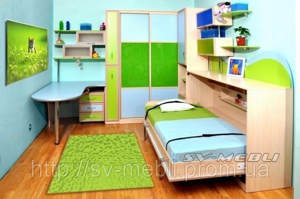 Кровать трансформер подростковая по самой выгодной цене только у нас!