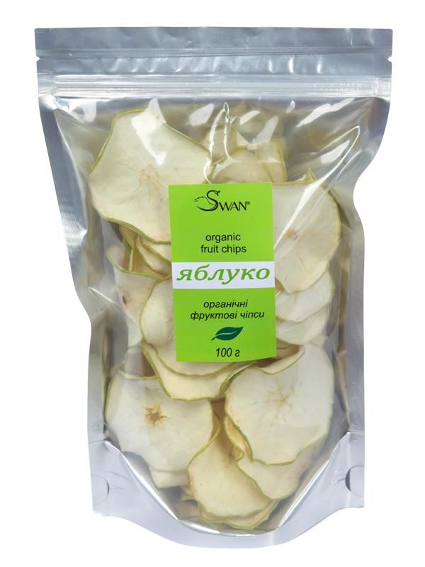 Покупайте низкокалорийные чипсы из фруктов