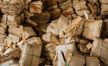 Здати папір на переробкунадзвичайно легко!